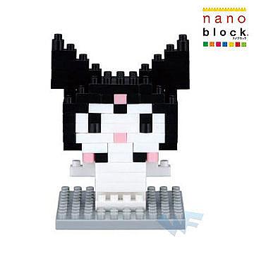 【日本KAWADA河田】Nanoblock迷你積木-酷樂美/酷洛米 NBCC-007
