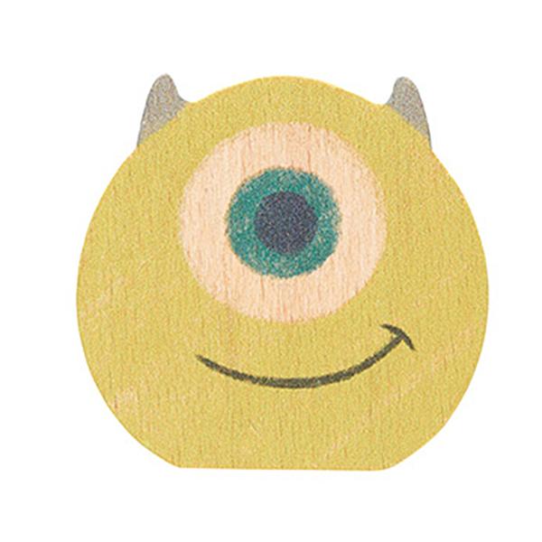 Disney KIDEA 迪士尼益智平衡積木 小木塊 怪獸大學 大眼仔_BD01995