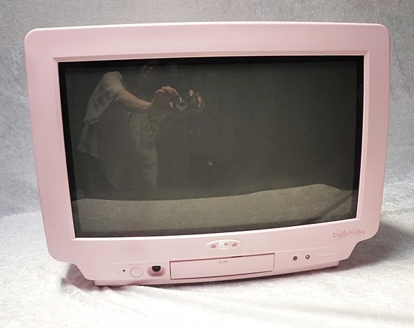 【震撼精品百貨】Hello Kitty 凱蒂貓~電視KT20CH-KT-1【共1款】