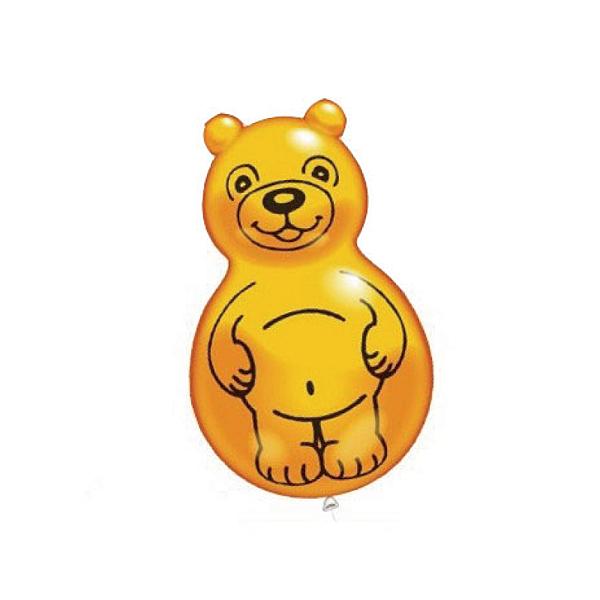 小熊氣球(2入)