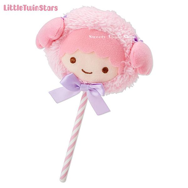 日本限定 雙子星 LALA 綿菓子風 玩偶娃娃