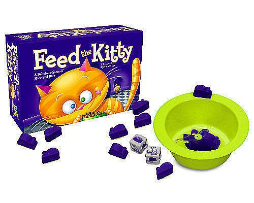 【樂桌遊】運氣桌遊-餵餵小貓 Feed the Kitty