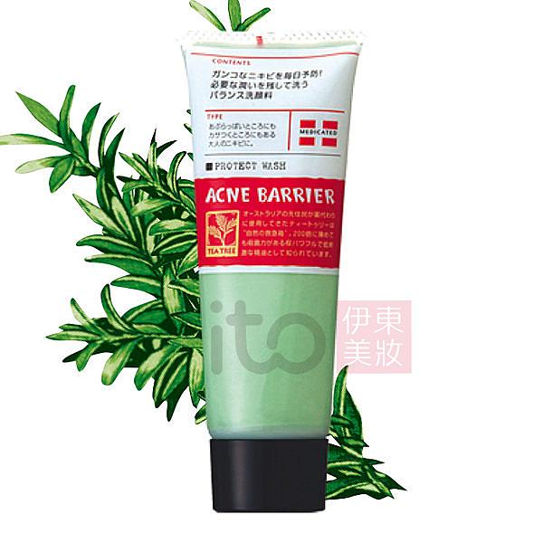 茶樹驅油-毛孔淨化洗面乳 100g
