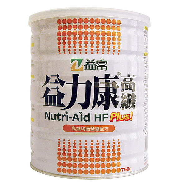 益富 益力康 高纖Plus (750g/ 單罐) 營養品【杏一】