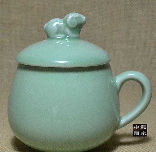 【協貿國際】咖啡杯快客杯十二生肖杯