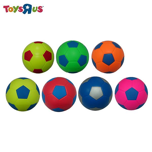 玩具反斗城  MG 15CM 足球