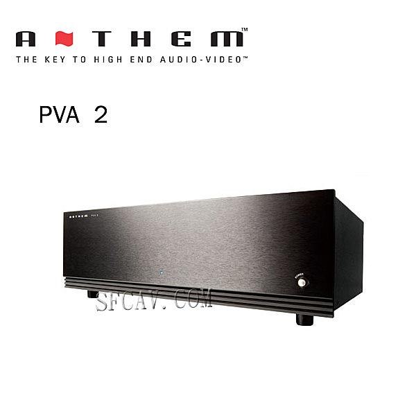 【竹北勝豐群音響】 Anthem PVA2  後級擴大機  (Wadia/Pass/Denon)