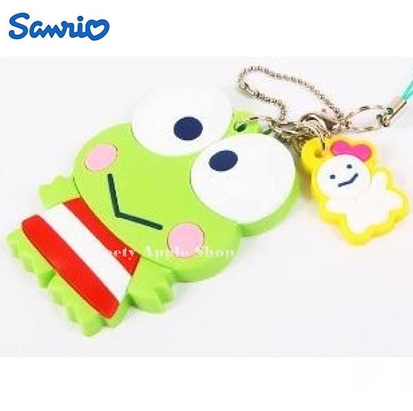 日本限定 三麗鷗 大眼蛙 珠鏈手機吊飾