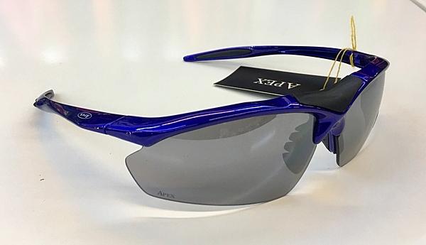 APEX防風眼鏡,805,藍(優惠組合包)