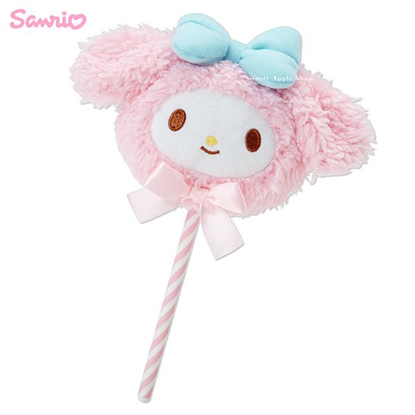日本限定 美樂蒂 綿菓子風 玩偶娃娃