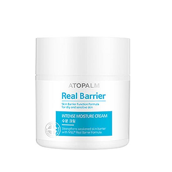 【Real Barrier】沛麗膚 屏護保濕潤澤水凝霜(50ml) 溫和不刺激 肌膚屏障 保濕霜