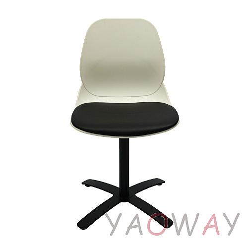【耀偉】造型椅TS061+P(會議椅/洽談椅/餐椅/四腳椅)
