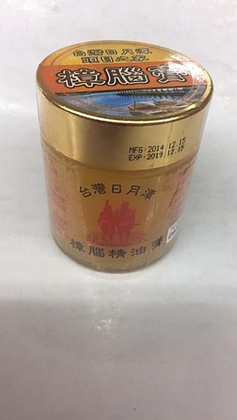 台灣日月潭 頭目之家 樟腦膏 100g(瓶)*24瓶