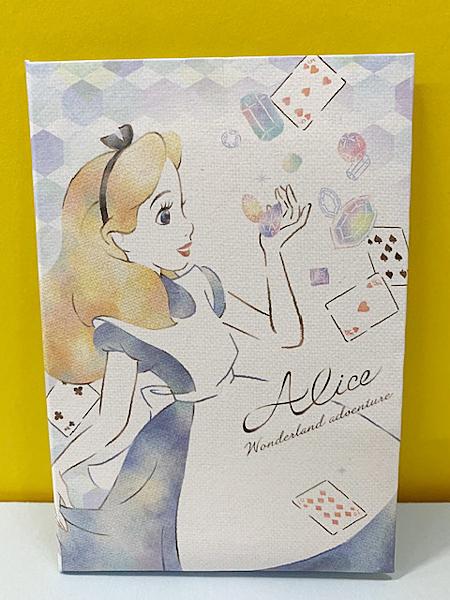 【震撼精品百貨】公主 系列Princess~便條本-愛麗絲09288