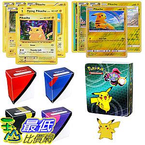 [107美國直購] TopDeck Ultimate PIKACHU CARDS Collection