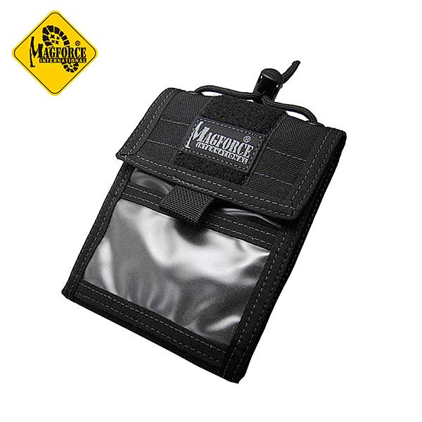 MAGFORCE 護照證件套0802 (125x150mm) / 城市綠洲 (馬蓋先、軍規級、模組化、台灣製造)