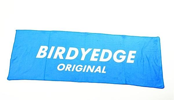 BIRDYEDGE 電動滑板 品牌 沙灘 健身毛巾 水藍色BLUE
