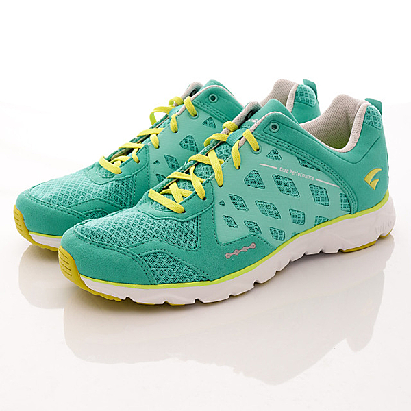 【VITRO】韓國專業運動鞋-Walking-Mode StepⅡ-頂級專業慢跑鞋-螢光綠(男女)
