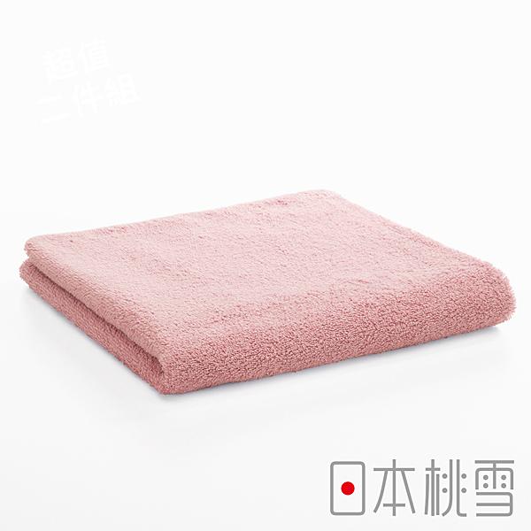 日本桃雪飯店毛巾(桃紅色) 鈴木太太