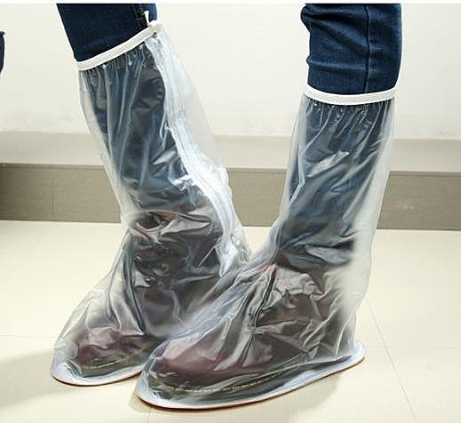 [協貿國際]防雨防水鞋套男女戶外旅游騎行反1入