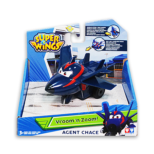 Super Wings 超級遊俠-推推滑行-酷霸AL36163[衛立兒生活館]