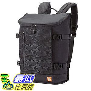 [7東京直購] ELECOM BOX防潑水戶外功能後背包 BM-BP04 可收納15.4吋筆電 迷彩藍/迷彩黑 兩色可選