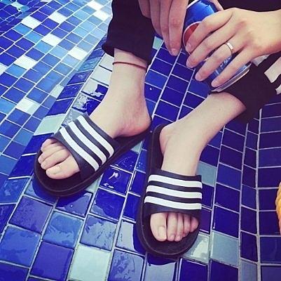 水拖鞋  防水 拖鞋 懶人