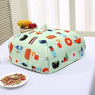 【03228】 大號摺疊保溫菜罩 防塵罩 餐桌罩 飯菜罩 遮菜罩 蓋子