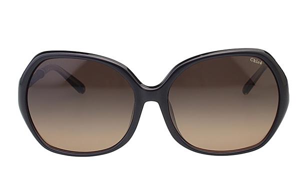 CHLOE太陽眼鏡  經典款 黑色 CE673SA-001