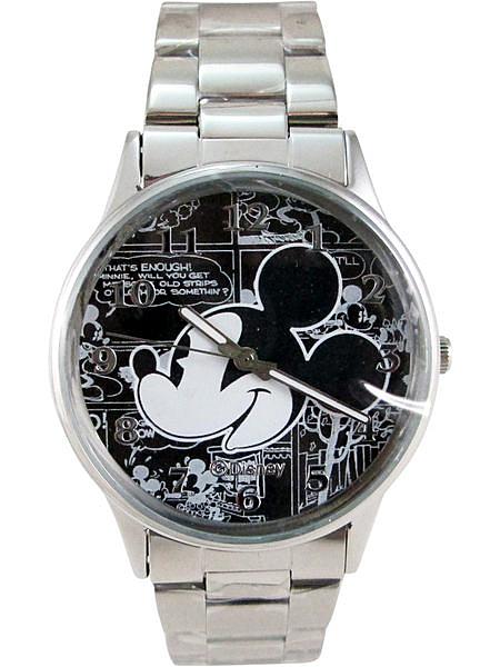 【卡漫城】 原價六折 米奇 手錶 漫畫款 ㊣版 Mickey 卡通錶 男錶 女錶 米老鼠 百貨公司商品 特價