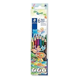 【施德樓】MS187C6 WOPEX -NORIS色鉛筆6色 / 盒