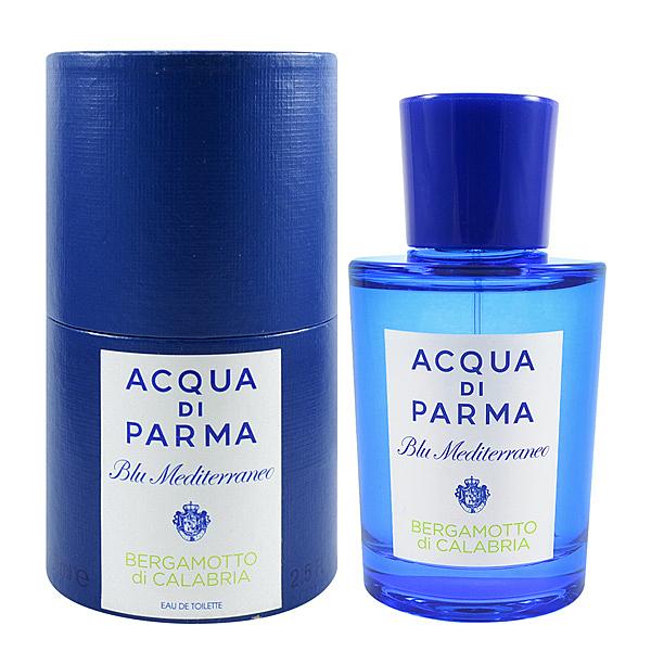 Acqua di Parma 藍色地中海系列-佛手柑淡香水 75ml - WBK SHOP
