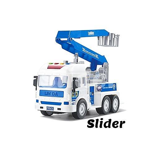 Slider 工程車系列-高空作業車[衛立兒生活館]