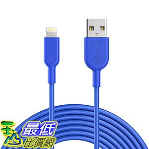 [106美國直購] Anker AK-A8434011 PowerLine II 充電線傳輸線 Dura Lightning Cable MFi Certified iPhone 7 Plus
