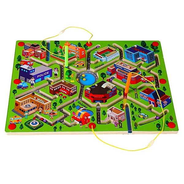 大號運筆磁性迷宮