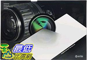 [美國直購] X-Rite ColorChecker 色彩校正卡 白平衡 White Balance Card 顏色 色彩 校正 攝影