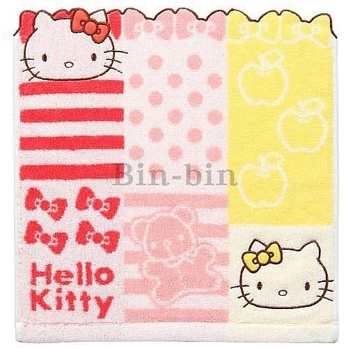 Hello Kitty 小方巾/750-593