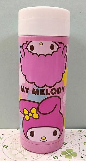 【震撼精品百貨】My Melody_美樂蒂~美樂蒂不銹鋼保溫瓶-300ML#05580