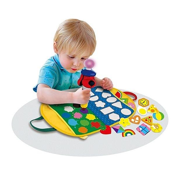 美國 K's Kids 奇智奇思 柏德烈顏色學習筆 點讀筆
