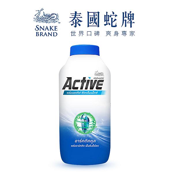 泰國 Snake Brand 蛇牌極地酷涼爽身粉 Arctic Cool 140g 清涼爽身 效期:2021/07【小紅帽美妝】