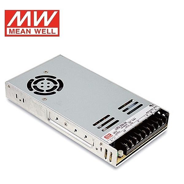 明緯MW 電源供應器 LRS-350-15