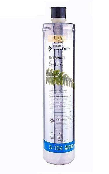 【滿額贈】《愛惠普EVERPURE》 S104 家用標準型替換濾心【除鉛加強】【台灣公司貨】【可生飲】
