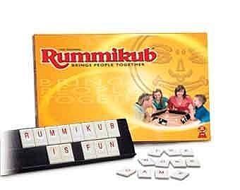 『高雄龐奇桌遊』 拉密 英文字彙牌 Rummikub Word 正版桌上遊戲專賣店