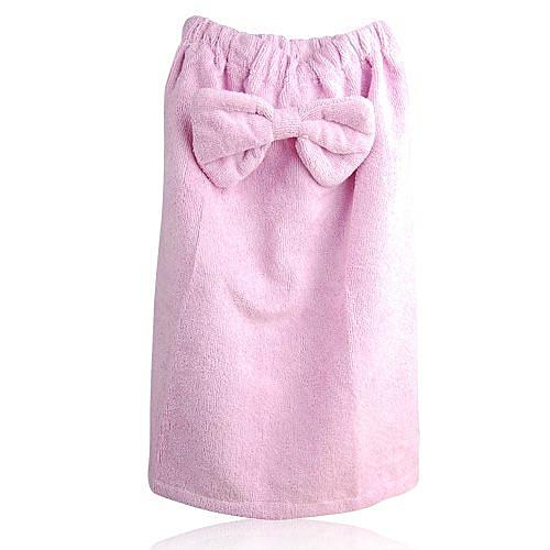 FANCL 芳珂 快乾包頭巾-粉紫色【美麗購】