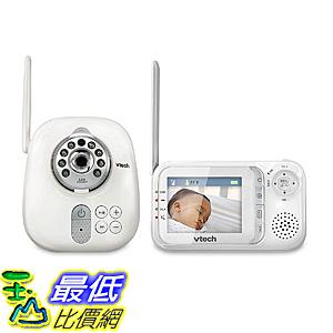 [8美國直購] 嬰兒監視器含夜視攝影機 VTech VM321 Video Baby Monitor with Automatic Infrared