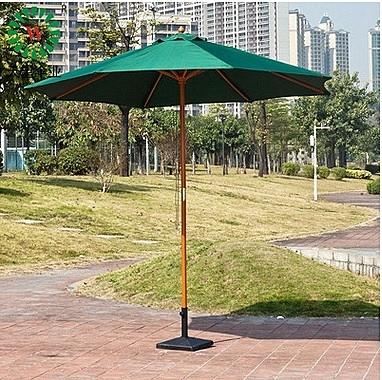 【南洋風休閒傢俱】傘座系列 - 7尺木傘 戶外傘 遮陽傘 (S07-17 S07-31 S07-32)
