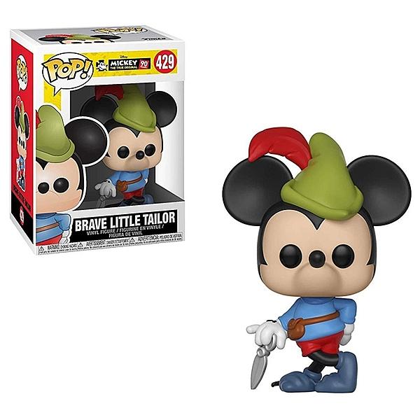 Funko POP! Disney 迪士尼公仔 米奇90週年 裁縫師米奇 【鯊玩具Toy Shark】