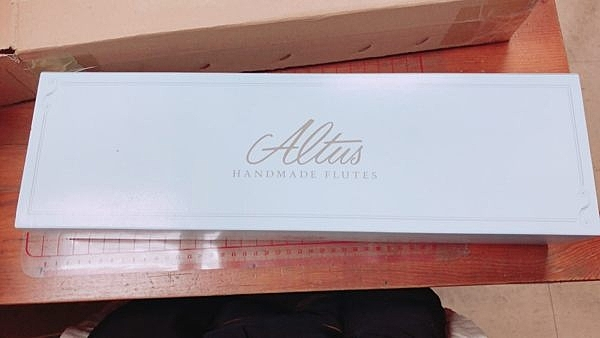 Altus AFL-807RE 專業日本手工長笛 吹口板純銀 開孔E鍵