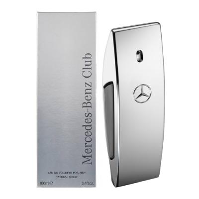 Mercedes Benz 賓士 銀色風潮男性淡香水100ml