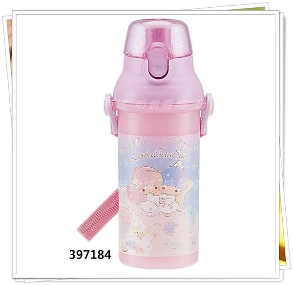 日本製 雙子星 397134  直飲水壺彈蓋式水壺 480ml 新款